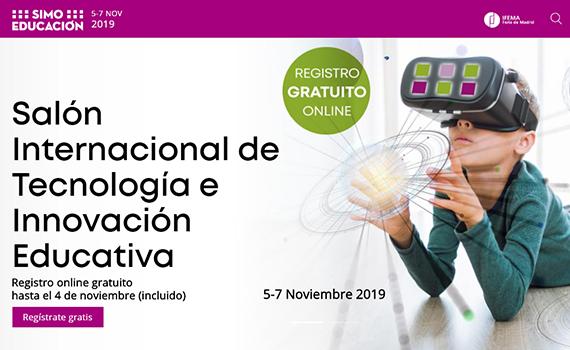 SIMO EDUCACION 2019 - International ICT Exhibition