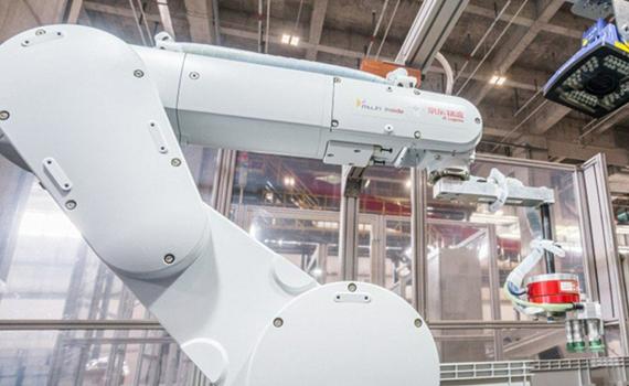 Tənzimləyiciyə ehtiyacı olmayan robot-inşaatçı hazırlanıb