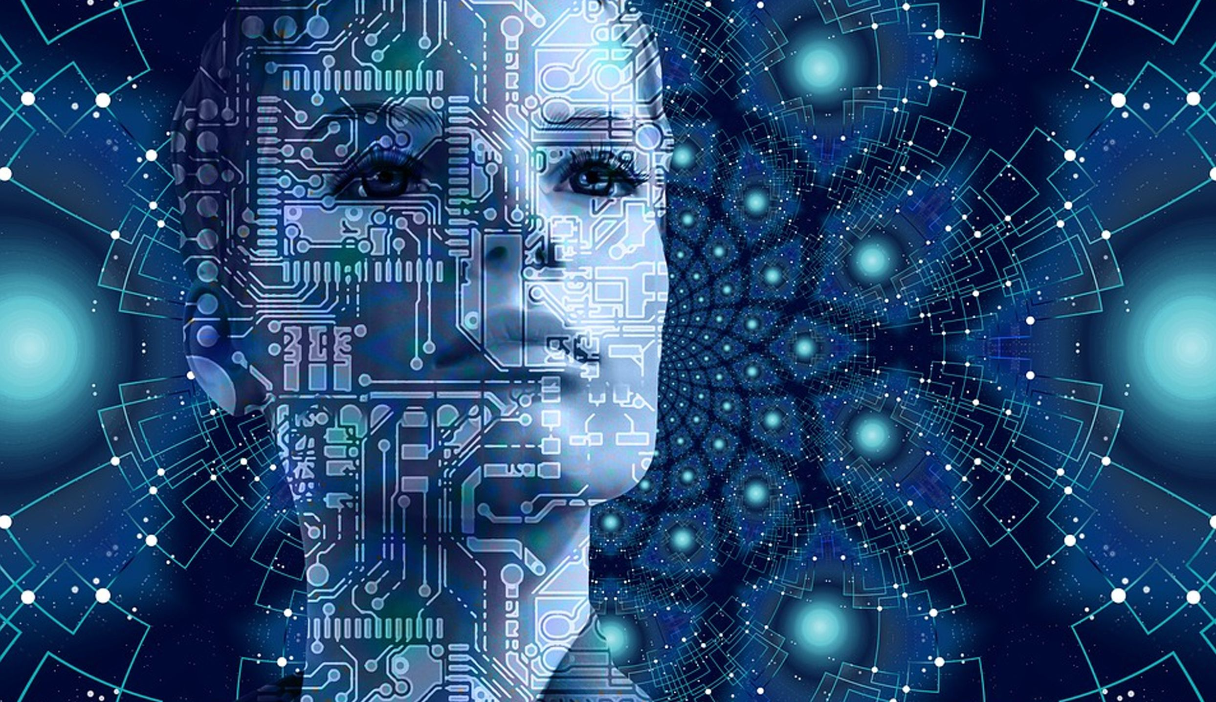Artificial intelligence will allow you to communicate with dead people.