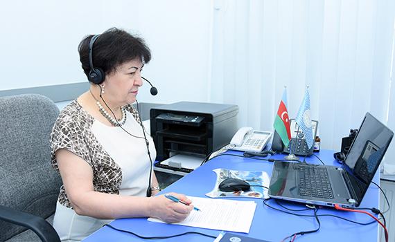I yarımildə nəşr olunmuş elmi əsərlərin statistikası təqdim olunub