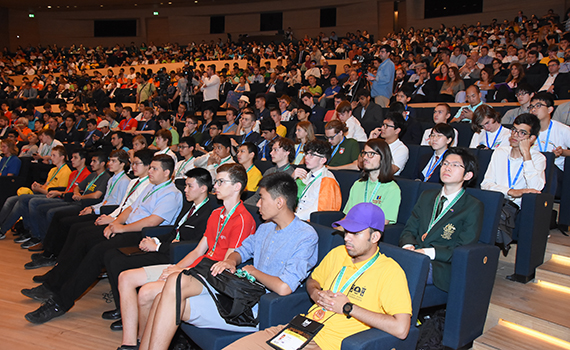 The 31st International Olympiad in Informatics successfully ended