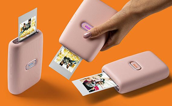 Fujifilm Instax Mini Link: компактный принтер для печати фотографий с мобильных устройств