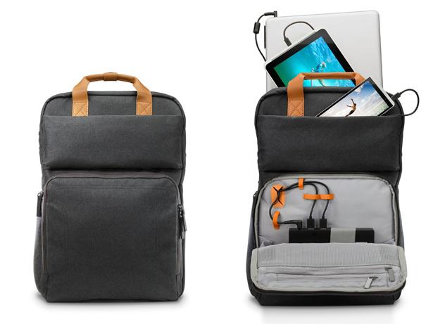Qadjetləri enerji ilə təmin edən çanta hazırlanıb