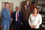 İnformasiya Texnologiyaları İnstitutu ilə Belarus MEA-nın İqtisadiyyat İnstitutu arasında əməkdaşlıq əlaqələri qurulur
