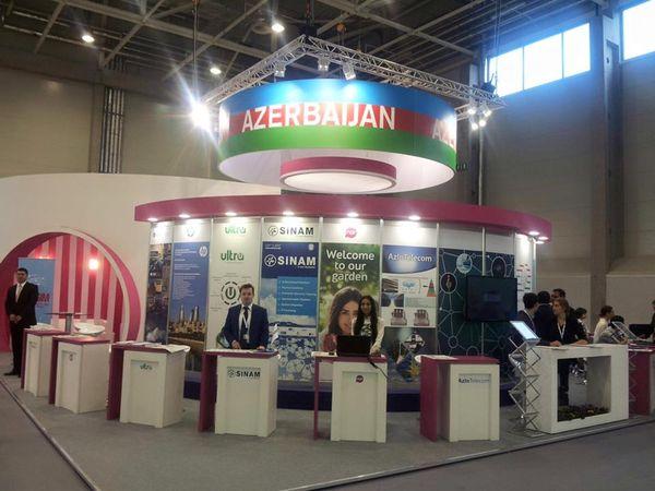 """""""ITU Telecom World 2015"""" sərgisi öz işinə başlayıb"""