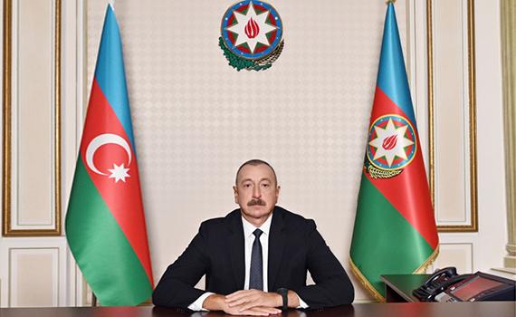 Müzəffər Ali Baş Komandan, Prezident İlham Əliyev Anım Günü ilə əlaqədar xalqa müraciət edib
