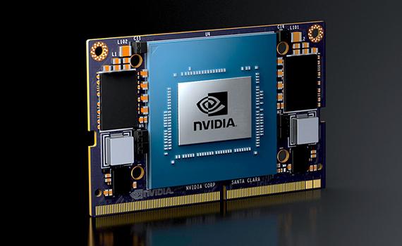 NVIDIA представила одноплатный суперкомпьютер Jetson Xavier NX