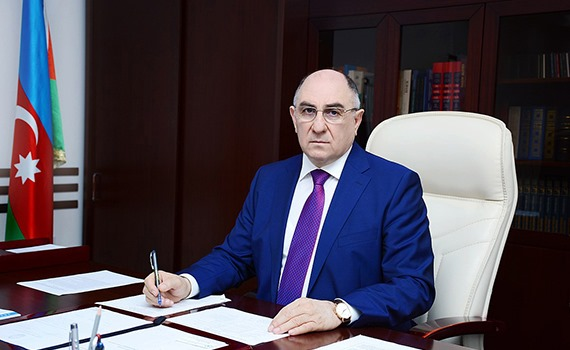 Academician Rasim Alguliev was elected Vice-President of ANAS