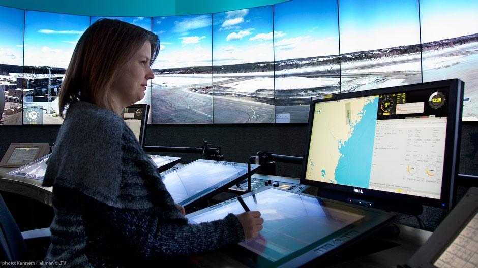 İsveçdə məsafədən idarə edilən uçuş-enmə zolağı istismara veriləcək