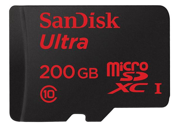 MWC 2015: SanDisk has announced 200 GB microSD