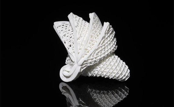 The world's first 4D-printing for ceramics developed