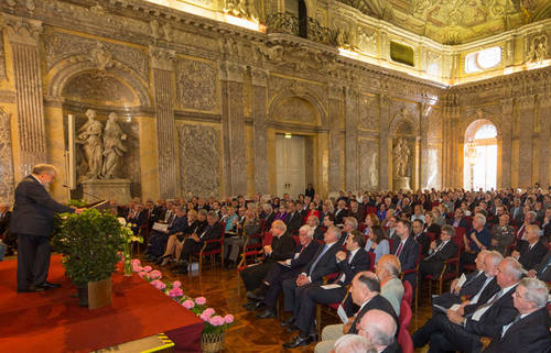 Director of the Institute of Information Technology, attended the annual general assembly of the Austrian Academy of Sciences