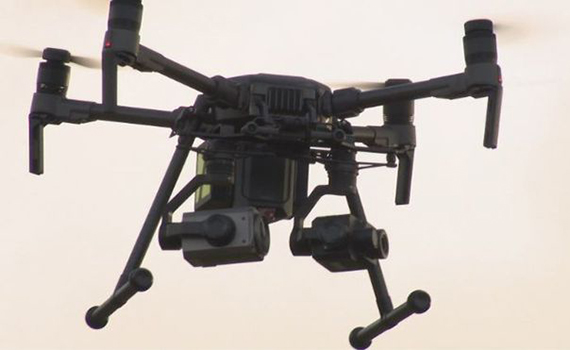 Police to use AI recognition drones to help find the missing