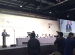 The Minister spoke at the World Conference on the Development of telecommunications