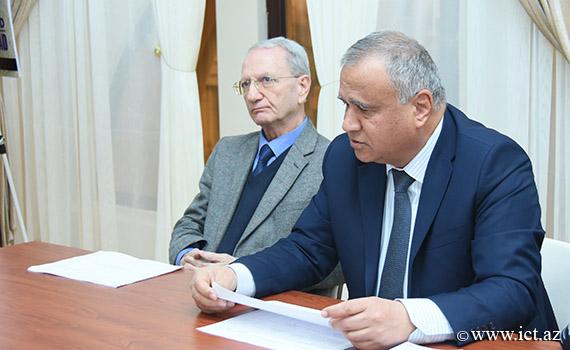 Продолжается обсуждение плана работы отделов института на текущий год