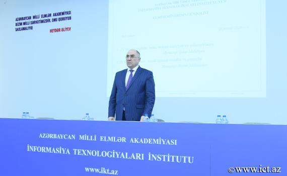"""Akademik Rasim Əliquliyev: """"Azərbaycan alimləri IV sənaye inqilabı ilə bağlı mühüm tədqiqatlar aparıb"""""""