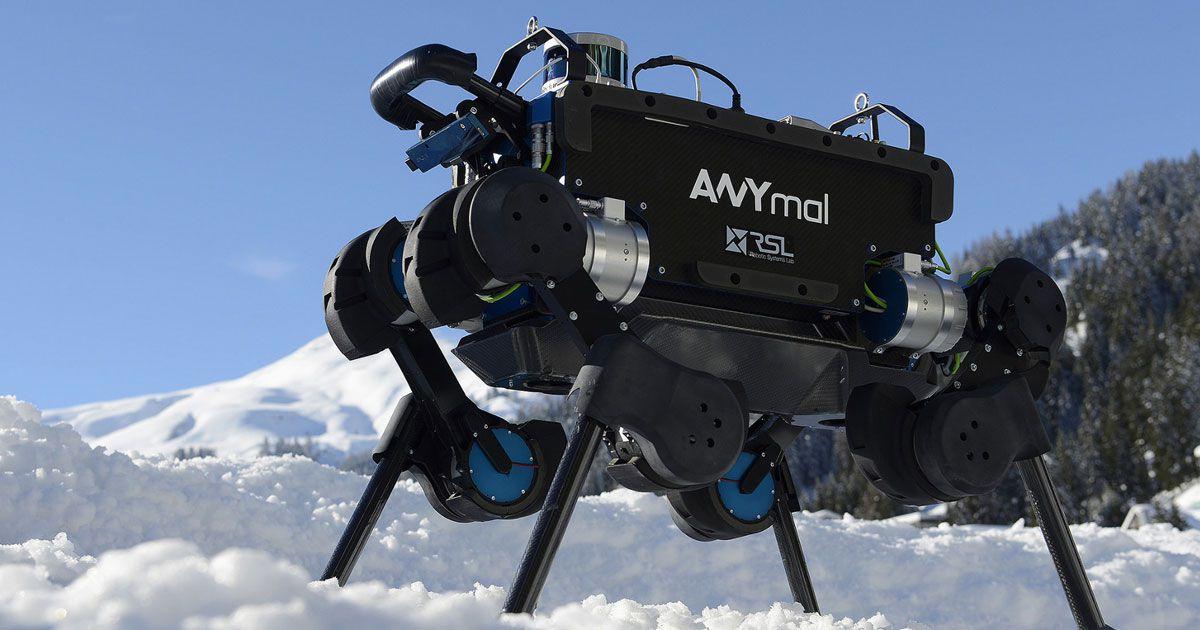 Süni intellekt sistemi robota ən ağır vəziyyətlərdən çıxmağa imkan verir