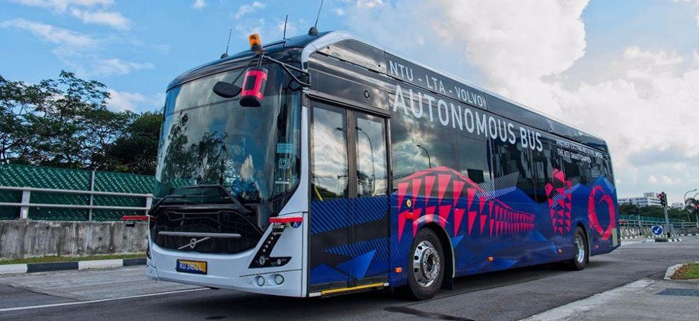 Sinqapurda yeni pilotsuz avtobus sınaqdan keçiriləcək