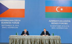 President Ilham Aliyev: ''Over the past few years we have invested in the field of high technologies much''