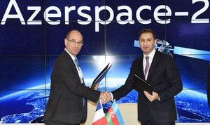 """""""Azerspace-2"""" peykinin 2017-ci ildə orbitə çıxarılması nəzərdə tutulub"""