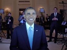 Barak Obama 3D-çapın yaratdığı möcüzələri reklam edib