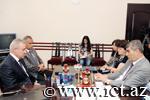 Gəncə Dövlət Universitetinin rektoru İnformasiya Texnologiyaları İnstitutunda oldu