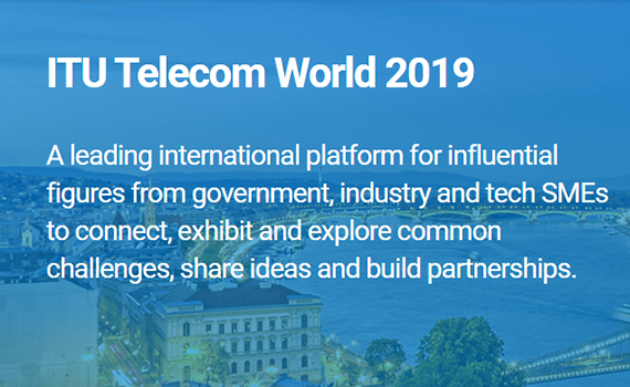 International exhibition and conference ITU Telecom World 2019 continues
