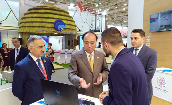 Azerbaijani startups received favorable reviews from International Telecommunication Union