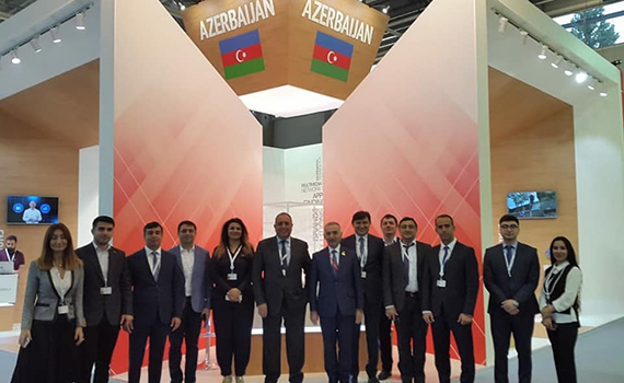 "Azerbaijan is represented in ""ITU Telecom World 2019"""