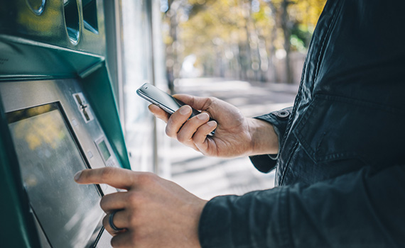 Face recognition and blockchain: a new type of ATM is introduced