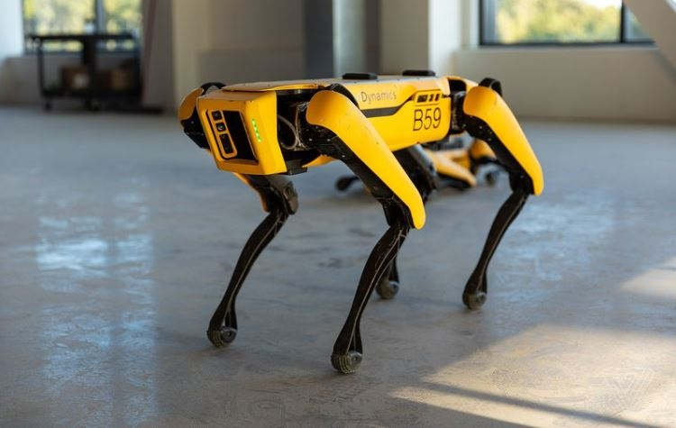 The Spot robot will host the Actuate conference for the first time