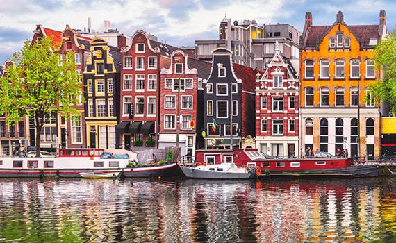 Amsterdamda GEANT-ın İdarəetmə Şurasının iclası keçirilib