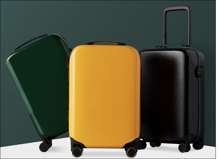 Xiaomi launches a smart suitcase with fingerprint reader