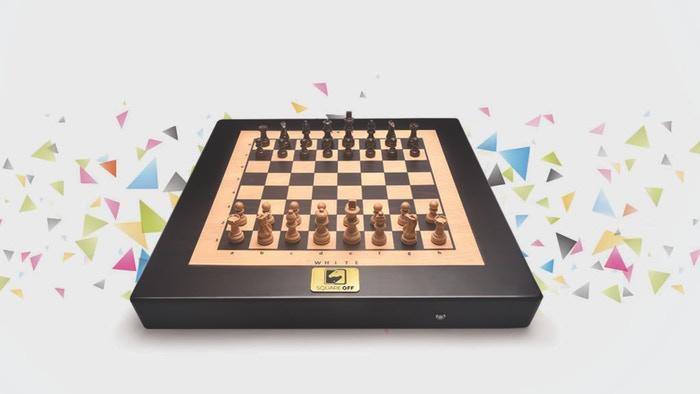 Smart Chessboard