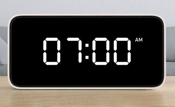 "Xiaomi introduced the ""smart"" alarm clock Xiao AI Smart Alarm Clock"