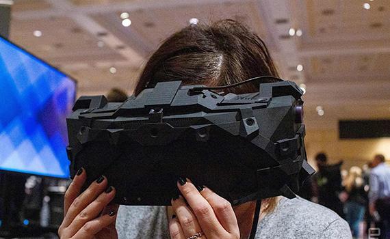 Yeni VR-eynək 8K icazəsini dəstəkləyir