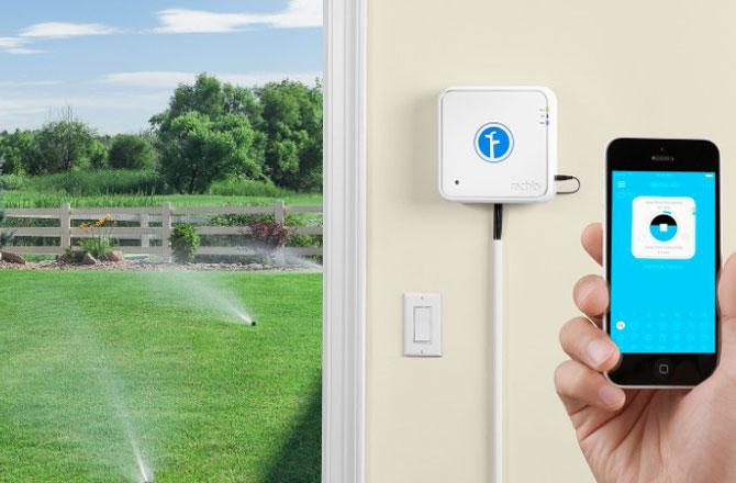 Wi-Fi suvarma suyuna qənaət edir