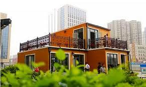 Çində 3 saat ərzində villa inşa edilir