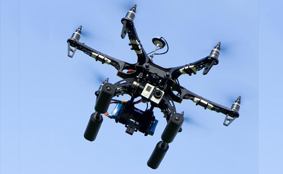 Learn How Commercial Drones May Be Used in the Future