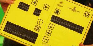 Görmə məhdudiyyətli insanlar üçün ilk elektron dərslik hazırlanıb