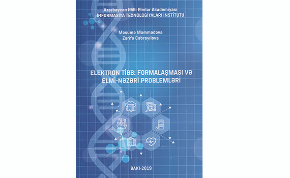 """Electronic medicine: the formation and scientific and theoretical problems"" book"