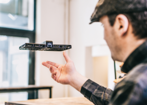 New camera drone uses face and body recognition