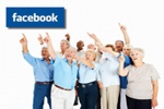 """Facebook""un auditoriyası ""qocalır"""