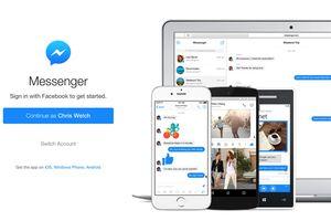 """""""Facebook Messenger"""" istifadəçilərinin sayı 700 milyona çatıb"""