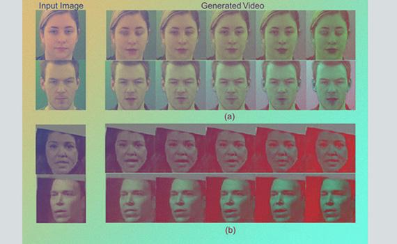Microsoft научил нейросеть анимировать лица с помощью записи их речи