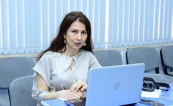 Beynəlxalq konfransda bulud texnologiyalarına kiberhücumların aşkarlanması üsulu haqqında məruzə təqdim olunub