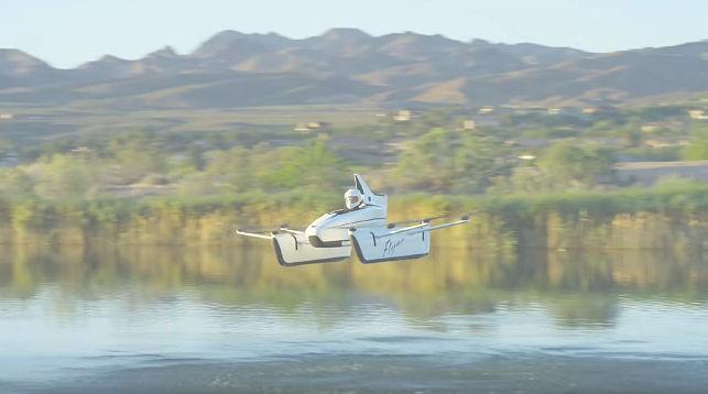 Created a flying car