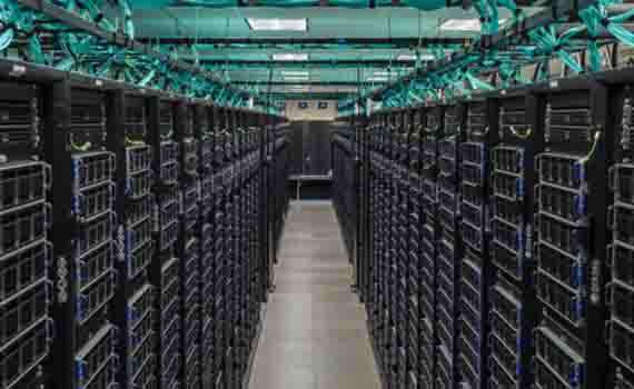 Frontera is a super-powered academic supercomputer in the world