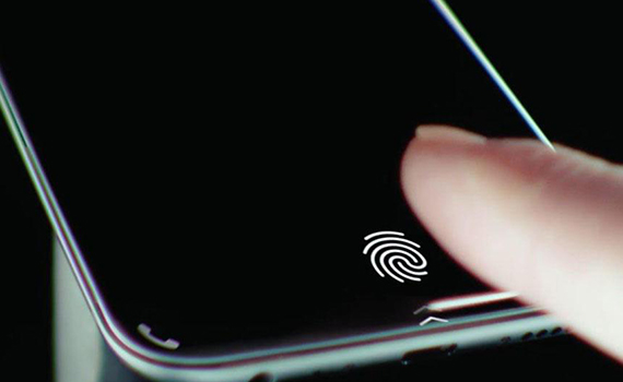 A fingerprint scanner on a smartphone was hacked in just 20 minutes