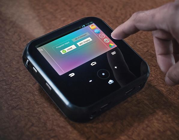 Cib smart-proyektoru SPro təqdim olunub